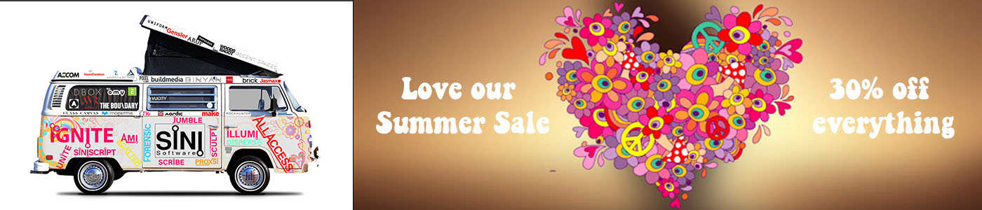 SUMMER of 3D LOVE SALE image
